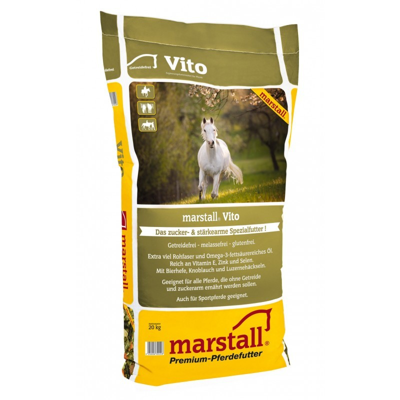 Marstall Vito EAN: 4250006300208 reviews