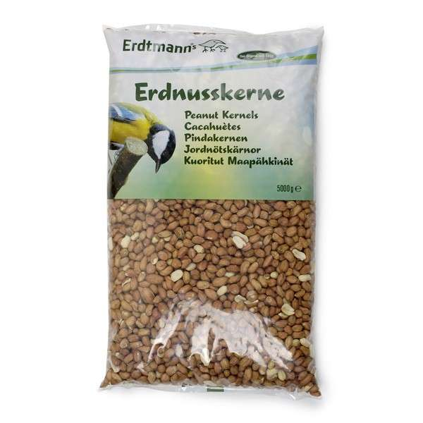Erdtmann Erdnusskerne im Beutel 1 kg