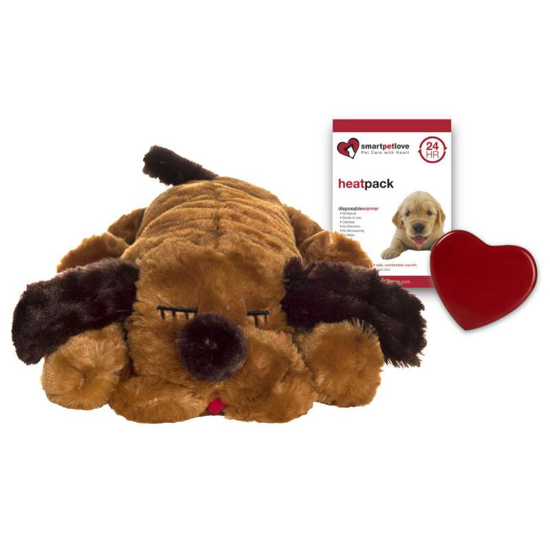 Smart Pet Love Cucciolo con il battito cardiaco Marrone
