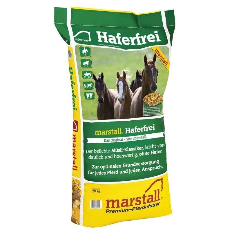 Marstall Haferfrei (Oats free) 20 kg 4250006300017 anmeldelser