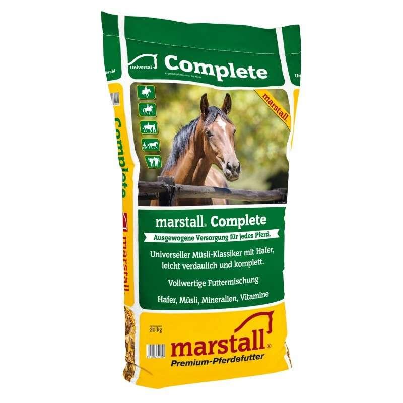 Marstall Complete 20 kg 4250006300055 erfaringer