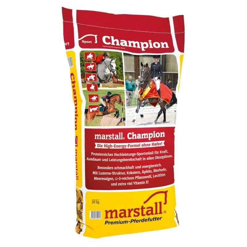 Marstall Champion 20 kg 4250006300239 erfaringer