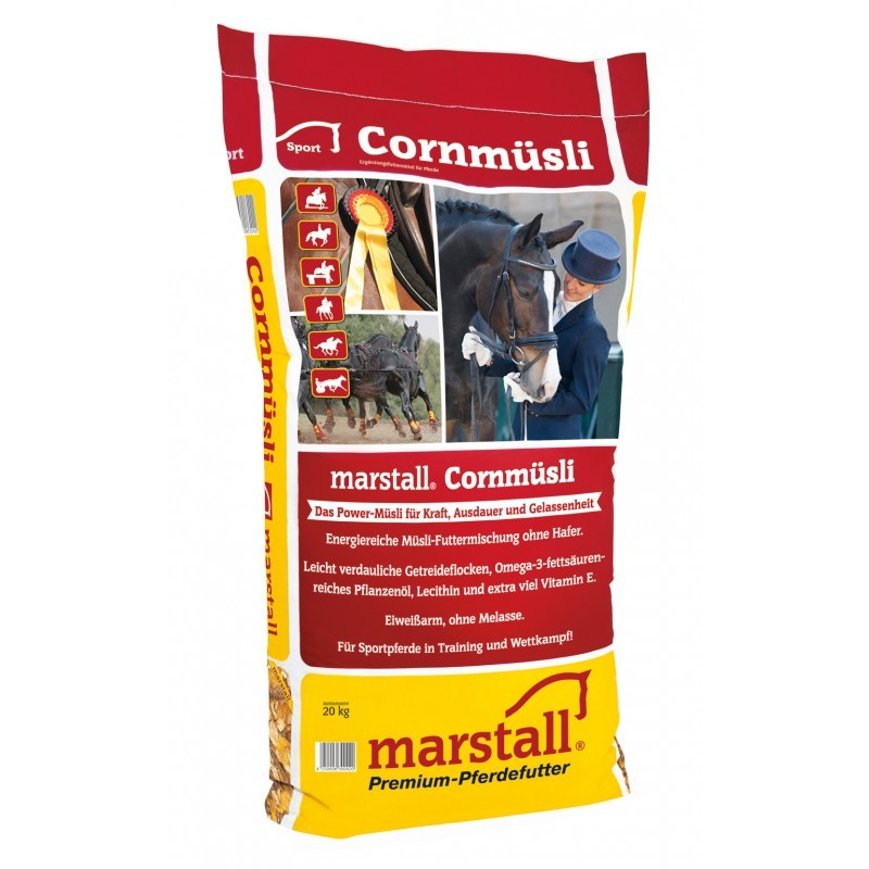 Marstall Cornmüsli (The power-muesli) 20 kg
