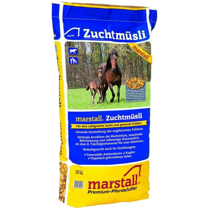 Marstall Zuchtmüsli 4250006300307