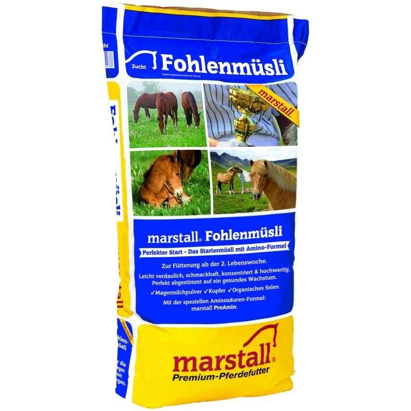 Marstall Fohlenmüsli 20 kg 4250006300338 avis