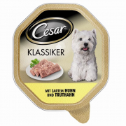 Cesar Classic with tender Chicken and Turkey 150 g