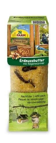 JR Farm Peanut Bar Erdnussbutter Regenwürmer 350 g 4024344163913 Erfahrungsberichte