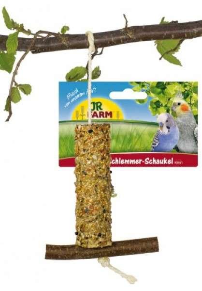 Birds Natur Schlemmer-Schaukel Klein 200 g  von JR Farm