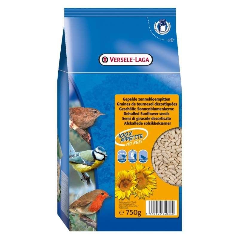 Versele Laga Gepelde Zonnebloempitten 750 g  met korting aantrekkelijk en goedkoop kopen