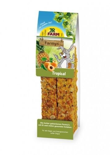 JR Farm Farmys Tropical 160 g 4024344081590