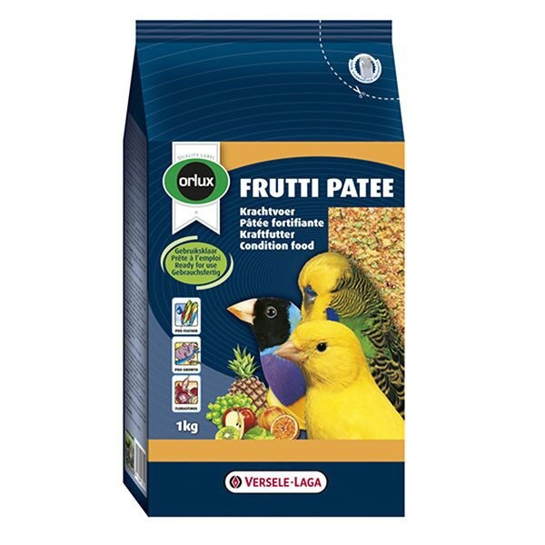 Versele Laga Orlux Frutti Patee 5411204118111 kokemuksia