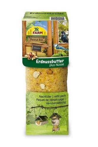 JR Farm Peanut Bar Erdnussbutter Nüsse 350 g 4024344163906 Erfahrungsberichte