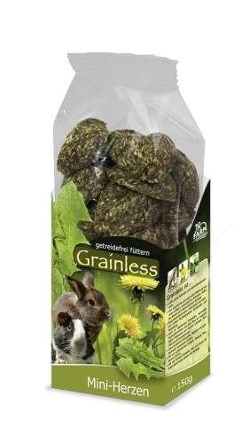 JR Farm Grainless Mini - Hearts 150 g 4024344161391