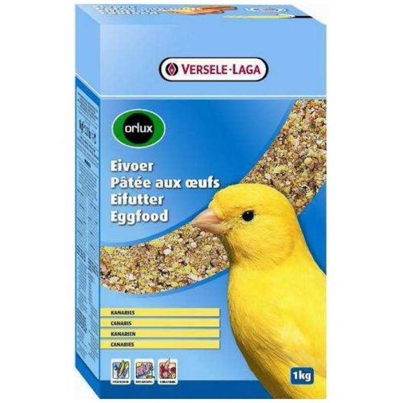 Versele Laga Orlux Eggfood Dry Canaries 5 kg, 1 kg