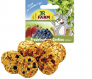 JR Farm Wholemeal Fruit Selection Cookies 80 g