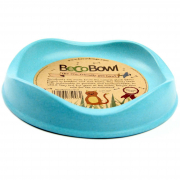 BeCo Pets Cat bowl, blue Aqua