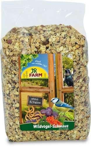 JR Farm Wildvogel - Schmaus ohne Schale 1.5 kg