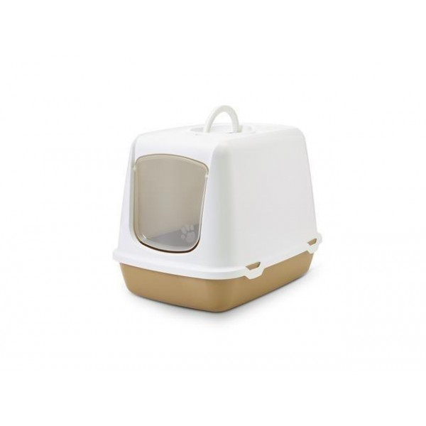 Savic Cat Litter Box Oscar Retro