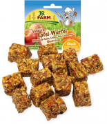 JR Farm Wholemeal Apple - Cubes 90 g