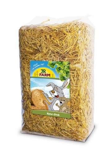JR Farm Natural Straw 1 kg  kjøp billig med rabatt