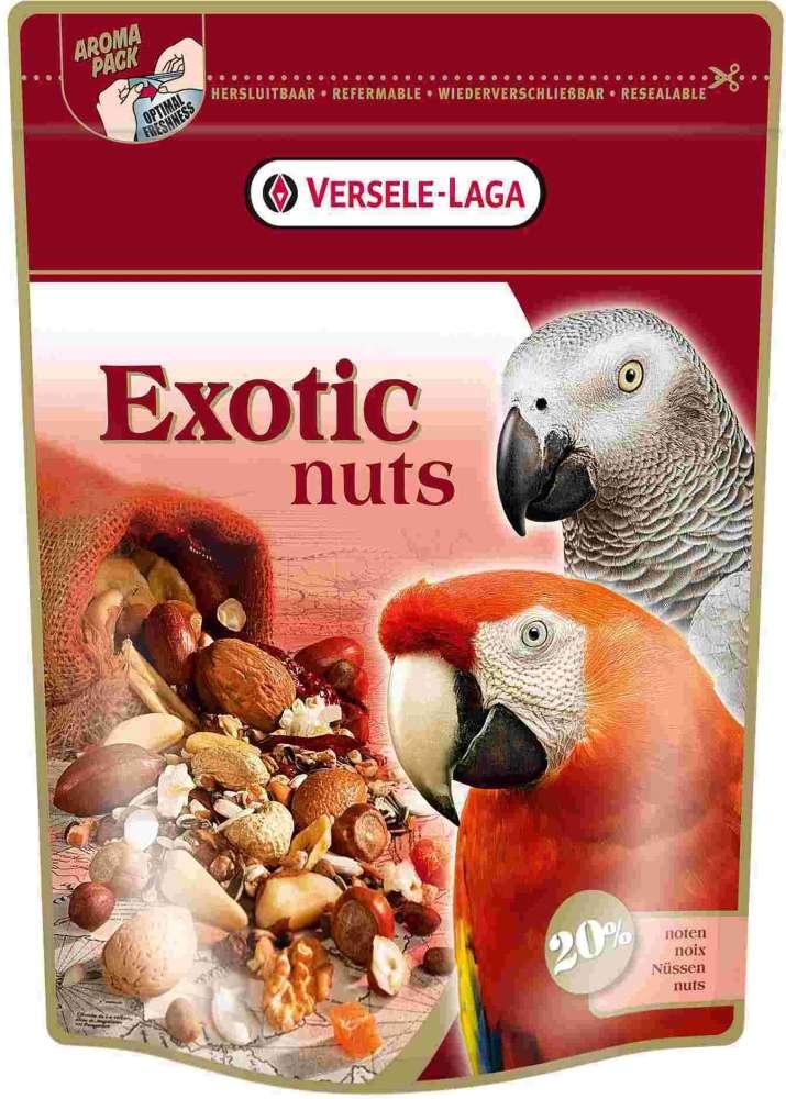 Versele Laga Exotic Nuts 15 kg kjøp billig med rabatt