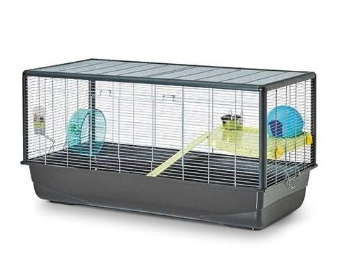 Hamster Plaza Knock Down 50x100x50 cm  fra Savic kjøp billig med rabatt