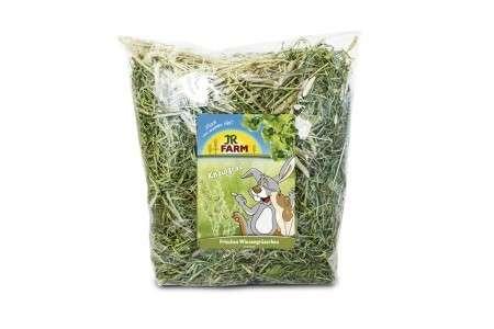JR Farm Hierba fresca del prado - Heno con Dáctilo 300 g
