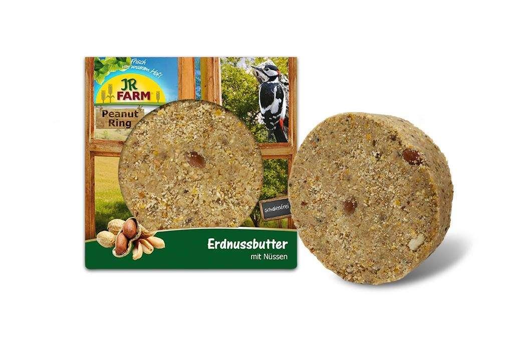 Anel e Manteiga de Amendoim e Nozes 250 g  da JR Farm Compre a bom preço com desconto