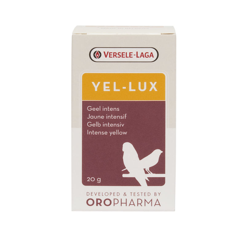 Versele Laga Yel-Lux 200 g, 20 g