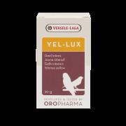 Yel-Lux pour Oiseaux 20 g de chez Versele Laga