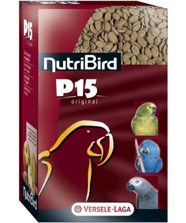 Versele Laga NutriBird P15 Original 5410340220603 opinião