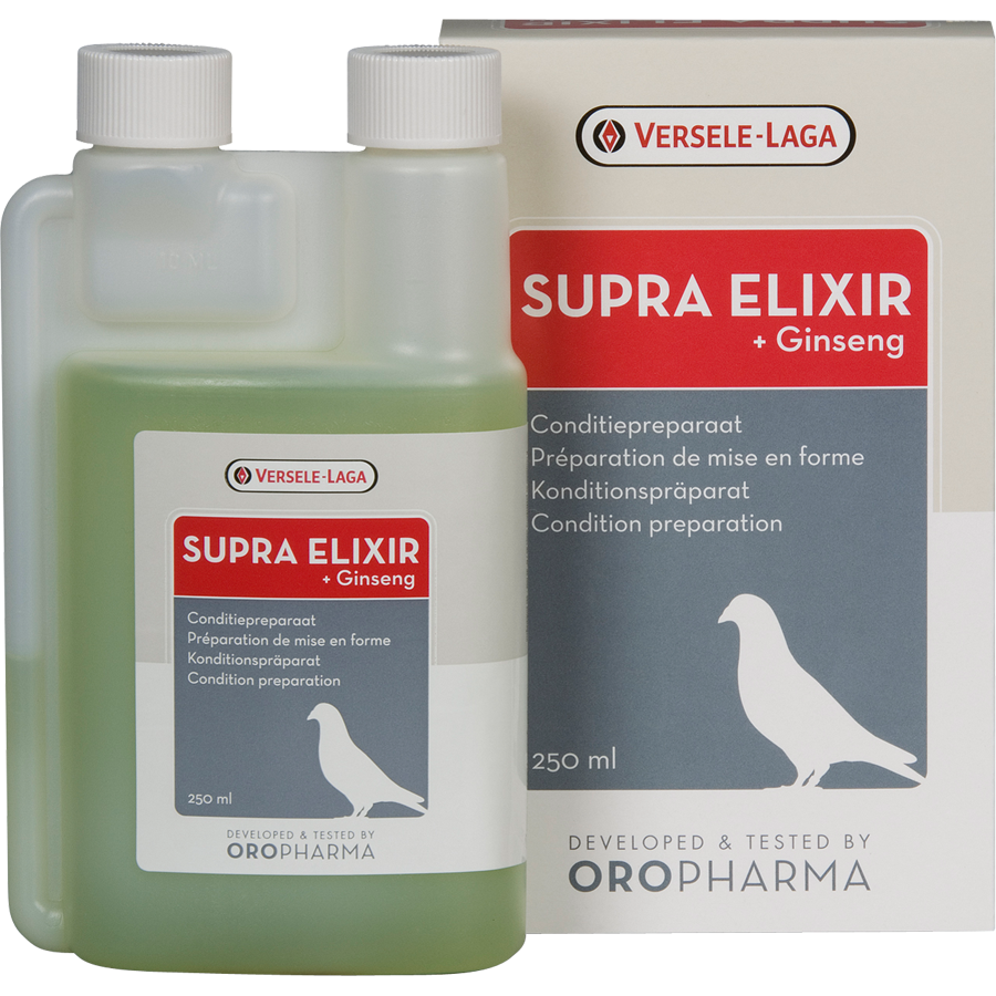 Supra Elixir by Oropharma 250 ml buy online