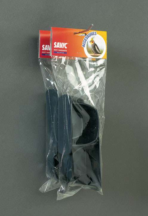 Tigela para Papagaios, 2 peças 14x6x27 cm  da Savic Compre a bom preço com desconto