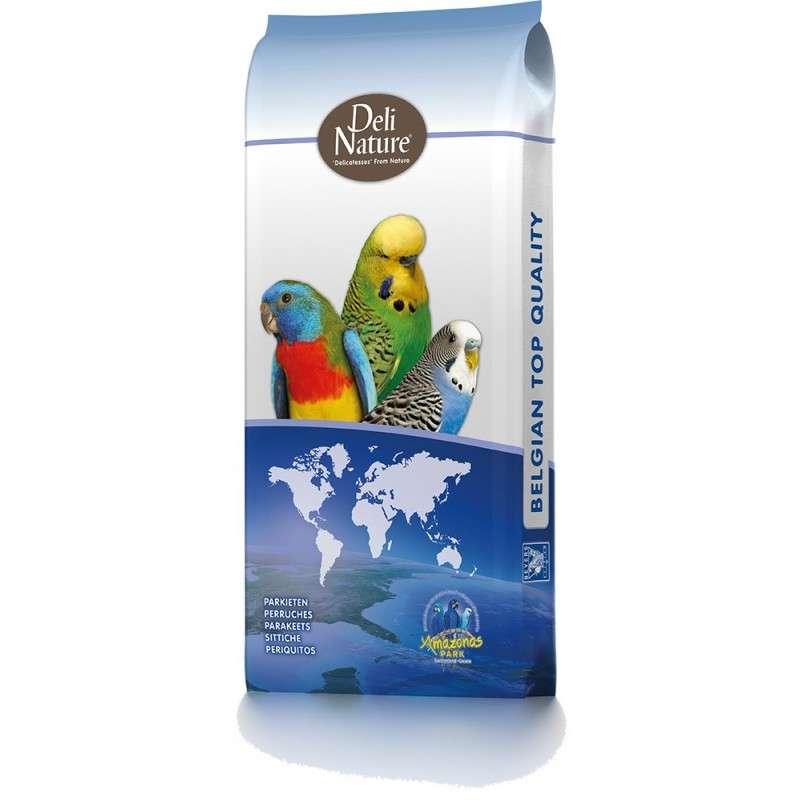 Deli Nature 11 Periquitos colormix 20 kg Compre a bom preço com desconto