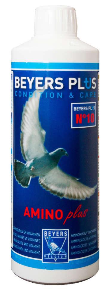 Beyers Belgium Amino Plus 400 ml Compre a bom preço com desconto