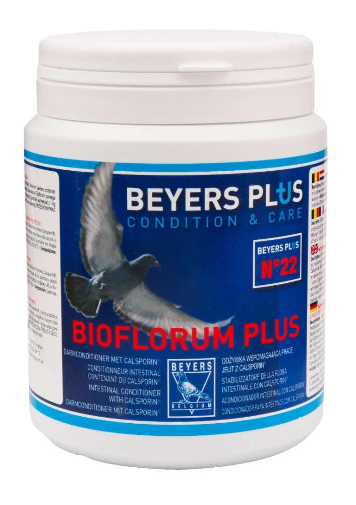 Beyers Belgium Bioflorum Plus 150 g kjøp billig med rabatt