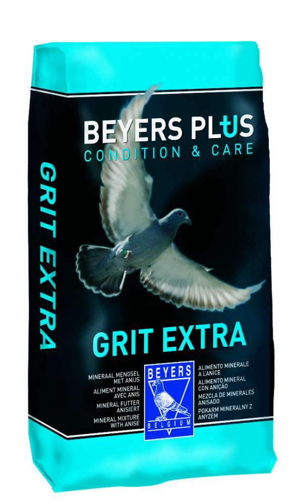 Beyers Belgium Grit Extra Alimento para Pombos 5 kg Compre a bom preço com desconto