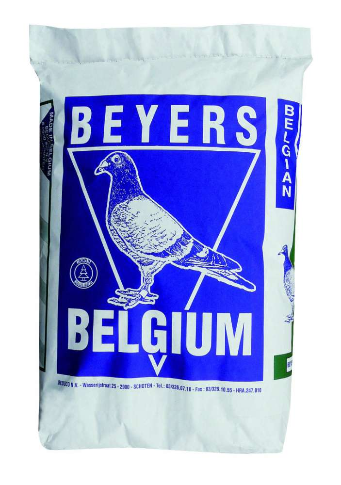 Beyers Belgium Moulting Galaxy 25 kg kjøp billig med rabatt