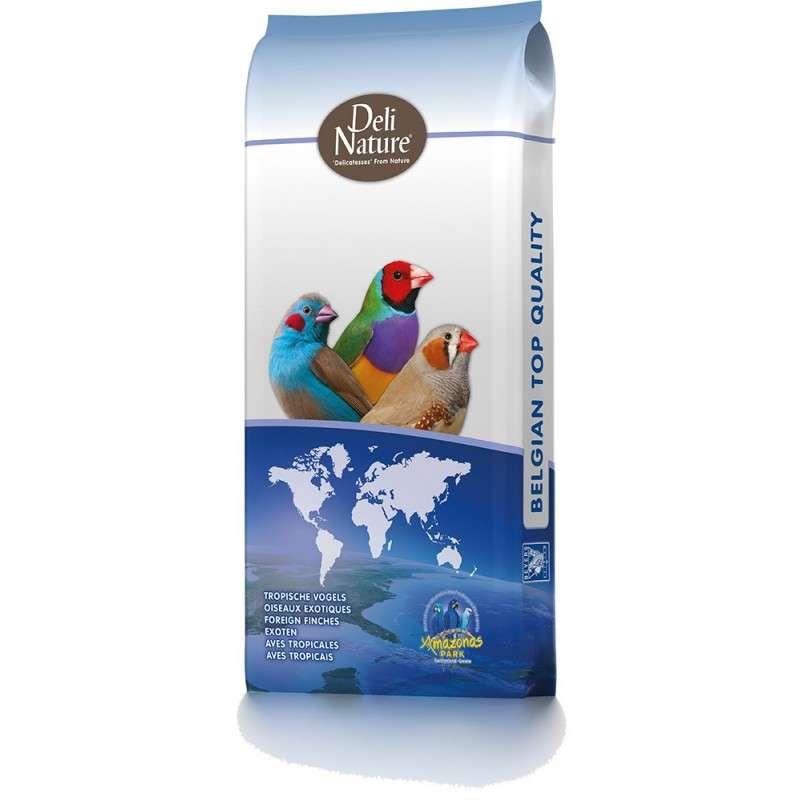 Deli Nature 40 Foreign finches Basic 20 kg osta edullisesti