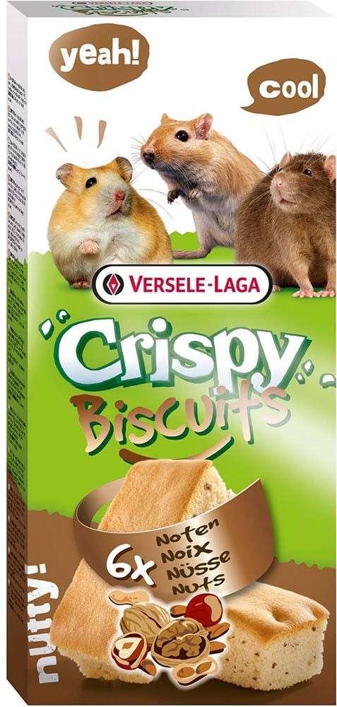 Crispy Biscuit Nagetiere Nüsse 6 Stück von Versele Laga 70 g online günstig kaufen