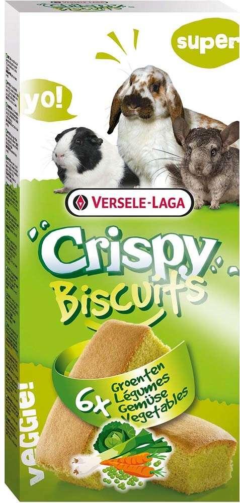 Crispy Biscuit Nagetiere Gemüse von Versele Laga 70 g online günstig kaufen