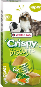 Versele Laga Crispy Biscuits Vegetables 70 g