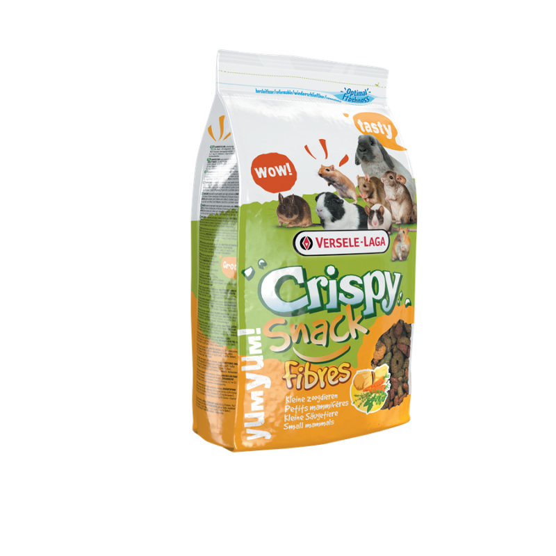 Versele Laga Crispy Snack Fibres 650 g, 15 kg, 1.75 kg