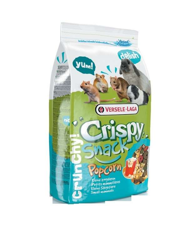 Versele Laga Crispy Snack Popcorn 650 g 5410340617304