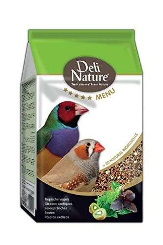 Deli Nature 5 Star menu - Tropical Finches 800 g kjøp billig med rabatt