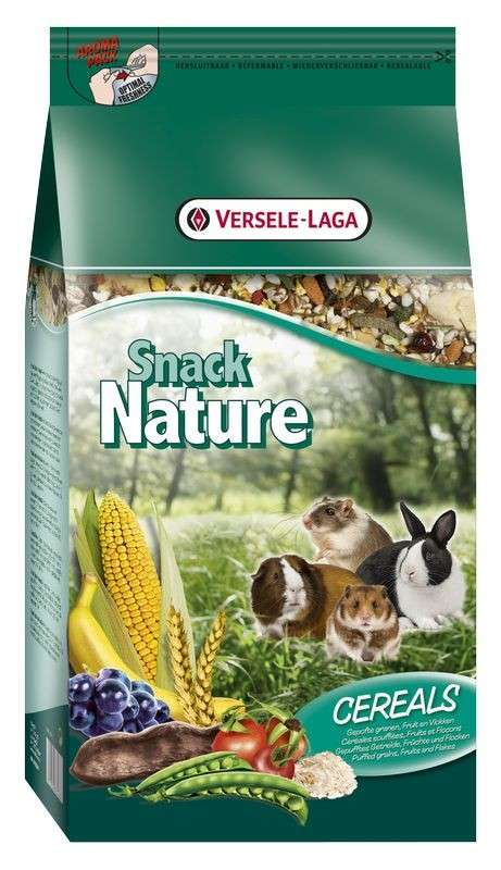 Versele Laga Snack Nature Cereals 2 kg, 500 g