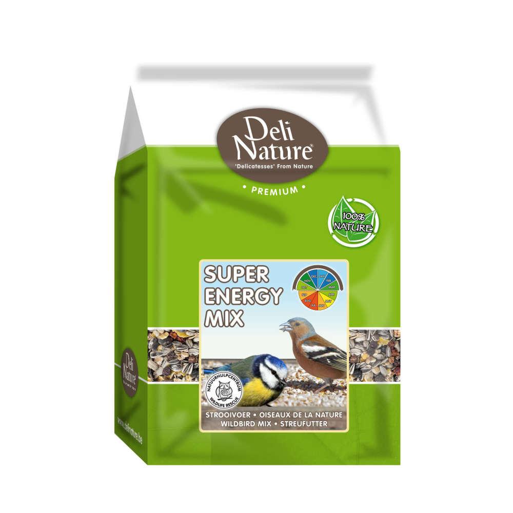 Deli Nature Super Energy Mix 1 kg  kjøp billig med rabatt