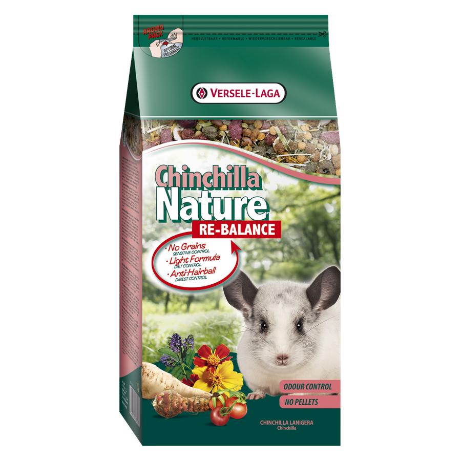 Versele Laga Chinchilla Nature Re-Balance 700 g