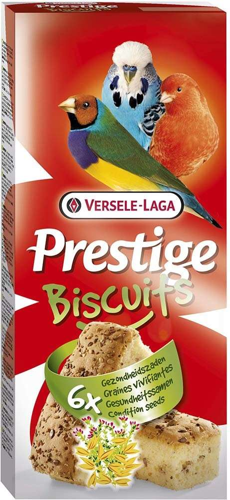 Prestige Biscuits Birds Condition seeds by Versele Laga 70 g buy online