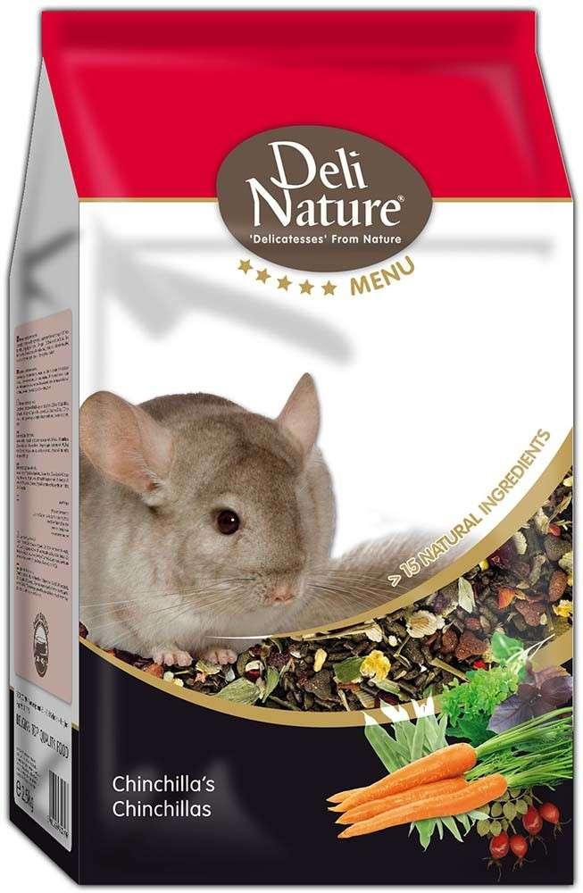 Deli Nature 5 Star menu - Chinchillas 2.5 kg